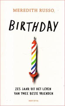 Coverafbeelding van: Birthday
