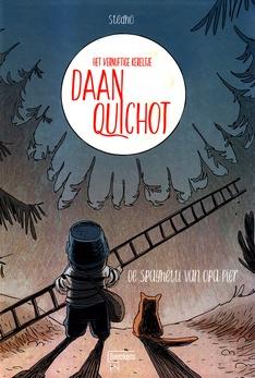 Coverafbeelding van: Daan Quichot. De spaghetti van opa Pier