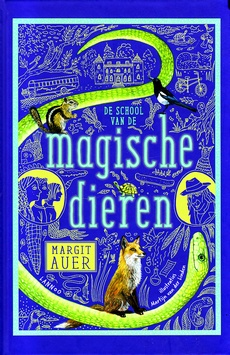 Coverafbeelding van: De school van de magische dieren