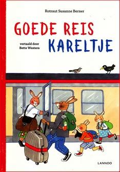 Coverafbeelding van: Goede reis Kareltje