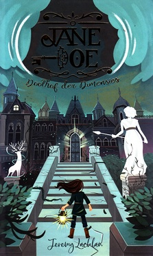 Coverafbeelding van: Doolhof der Dimensies – Jane Doe, deel 1