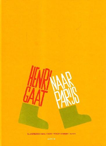Coverafbeelding van: Henri gaat naar Parijs