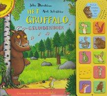 Coverafbeelding van: Het Gruffalo geluidenboek