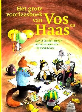 Coverafbeelding van: Het grote voorleesboek van Vos en Haas