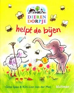 Coverafbeelding van: Dierendorpje helpt de bijen