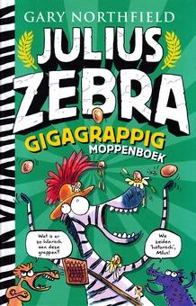 Coverafbeelding van: Julius Zebra gigagrappig moppenboek