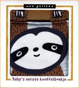 Coverafbeelding van: Baby's eerste knuffelboekje – Luiaard
