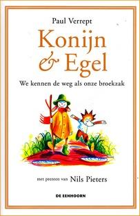 Coverafbeelding van: Konijn & Egel – We kennen de weg als onze broekzak