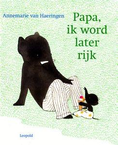 Coverafbeelding van: Papa, ik word later rijk