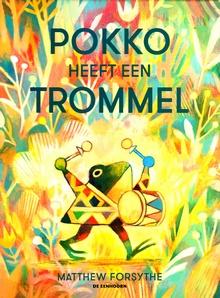 Coverafbeelding van: Pokko heeft een trommel