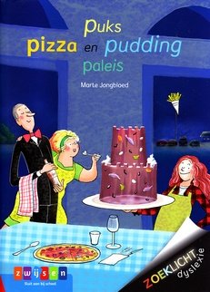 Coverafbeelding van: Puks pizza en pudding paleis