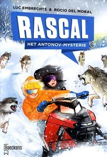 Coverafbeelding van: Het Antonov-mysterie – Rascal, deel 2