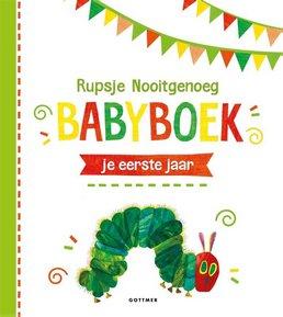 Coverafbeelding van: Rupsje Nooitgenoeg Babyboek