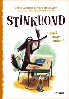 Coverafbeelding van: Stinkhond gaat naar school