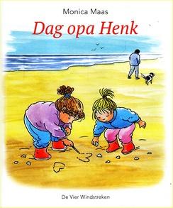 Coverafbeelding van: Dag opa Henk