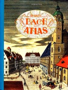 Coverafbeelding van: De grote Bach atlas