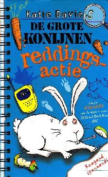 Coverafbeelding van: De grote konijnenreddingsactie
