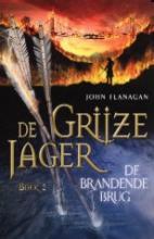 Coverafbeelding van: De brandende brug – De Grijze Jager, deel 2