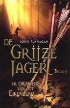 Coverafbeelding van: De dragers van het eikenblad – De Grijze Jager, deel 4