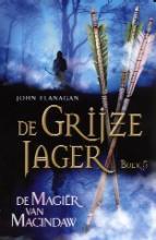 Coverafbeelding van: De magiër van Macindaw – De Grijze jager, deel 5