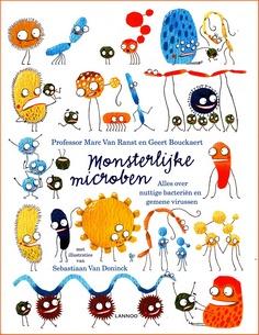 Coverafbeelding van: Monsterlijke microben