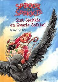 Coverafbeelding van: Sint Spekkie en Zwarte Spikkel