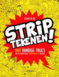 Coverafbeelding van: Striptekenen!