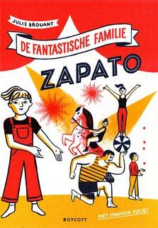 Coverafbeelding van: De fantastische familie Zapato