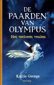 Coverafbeelding van: Het verloren veulen – De paarden van Olympus, deel 2