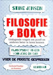 Coverafbeelding van: Filosofie Box