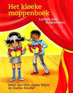 Coverafbeelding van: Het kloeke moppenboek – Lachen met theaterlezen