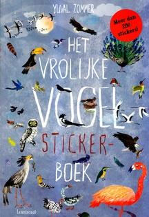 Coverafbeelding van: Het vrolijke vogelstickerboek