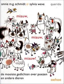 Coverafbeelding van: Miauw, miauw, miauw! – de mooiste gedichten over poezen en andere dieren