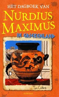 Coverafbeelding van: Het dagboek van Nurdius Maximus in Griekenland