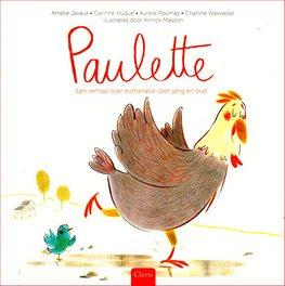 Coverafbeelding van: Paulette – Een verhaal over euthanasie voor jong en oud