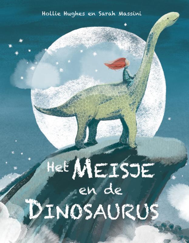 Coverafbeelding van: Het meisje en de dinosaurus