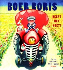 Coverafbeelding van: Boer Boris heeft het heet!
