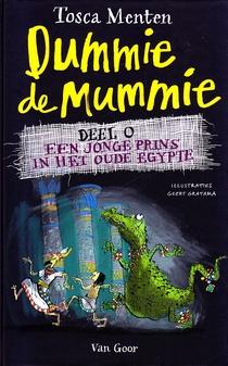 Coverafbeelding van: Een jonge prins in het Oude Egypte – Dummie de Mummie, deel 0