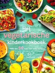 Coverafbeelding van: Het vegetarische kinderkookboek