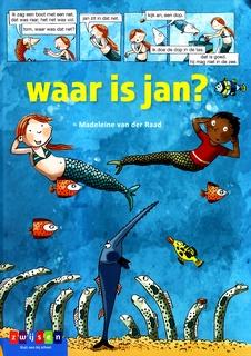 Coverafbeelding van: waar is jan?