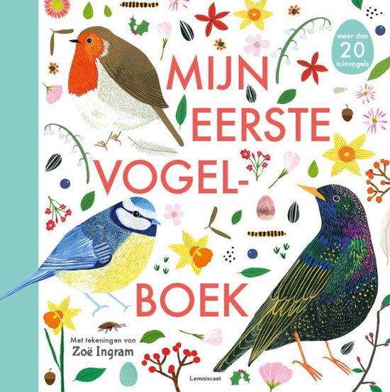 Coverafbeelding van: Mijn eerste vogelboek