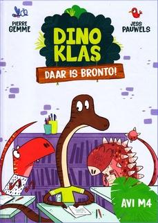 Coverafbeelding van: Daar is Bronto!