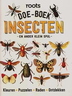 Coverafbeelding van: Doe-boek insecten
