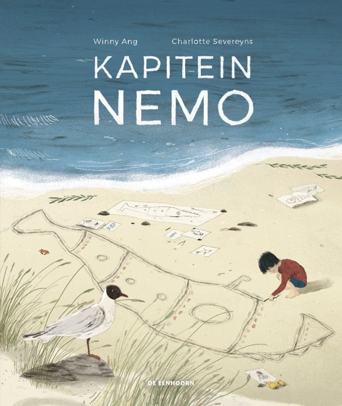 Coverafbeelding van: Kapitein Nemo