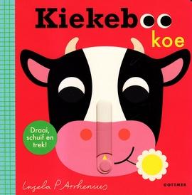 Coverafbeelding van: Kiekeboe koe