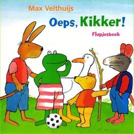 Coverafbeelding van: Oeps, Kikker!