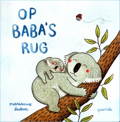 Coverafbeelding van: Op Baba's rug