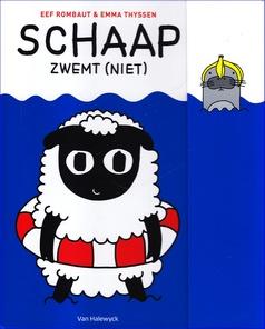 Coverafbeelding van: Schaap zwemt (niet)