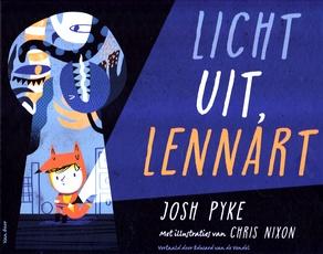 Coverafbeelding van: Licht uit, Lennart