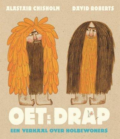 Coverafbeelding van: Oet en Drap – een verhaal over holbewoners